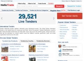 tenders.hellotrade.com