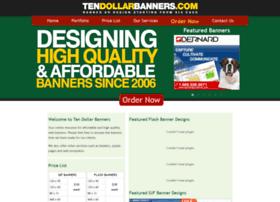 tendollarbanners.com
