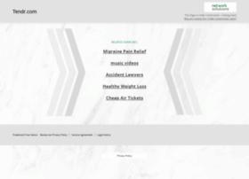 tendr.com