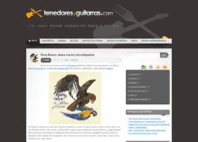 tenedoresyguitarras.com