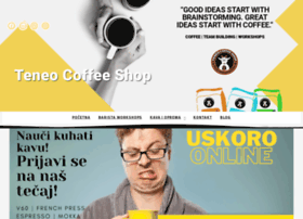 teneocoffee.com