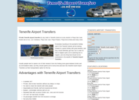 tenerifeairporttransfers.net
