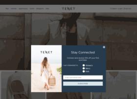 tenetshop.com