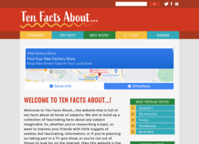 tenfactsabout.co.uk