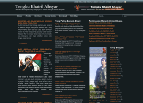tengkukhairil.com