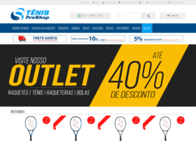 tenisproshop.com.br