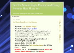 tenminutepagess.blogspot.in