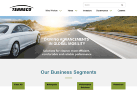tenneco-automotive.com