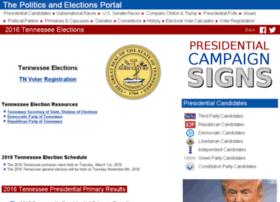 tennessee.state-election.info