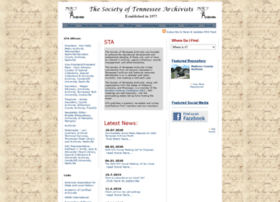 tennesseearchivists.org