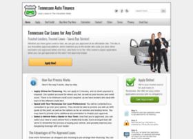 tennesseeautofinance.com