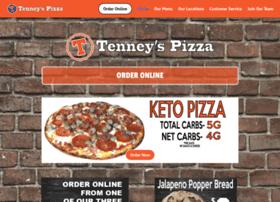 tenneyspizza.com