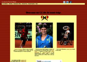tennis-belge.be
