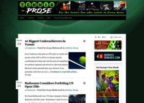 tennis-prose.com