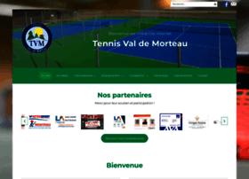 tennis-val-morteau.com