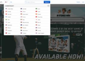 tennis.easports.com