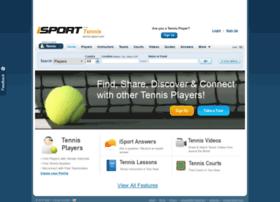 tennis.isport.com