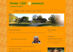 tennisclubdannemois.free.fr