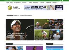 tennisconnected.com