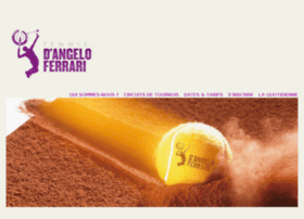 tennisdangeloferrari.com