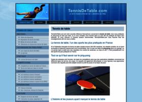 tennisdetable.com