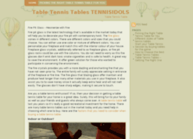 tennisidols.com