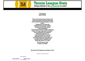 tennisleaguestats.com