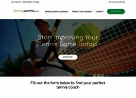 tennislessons.com