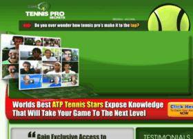 tennisprosecrets.com