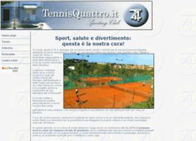 tennisquattro.it