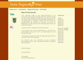 tennisregionalliga-west.de