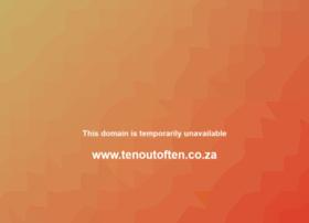 tenoutoften.co.za