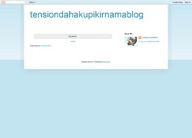 tensiondahakupikirnamablog.blogspot.com