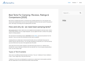 tentspro.com