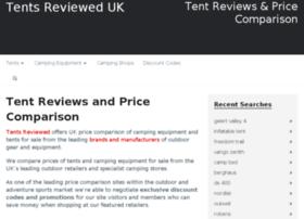 tentsreviewed.co.uk