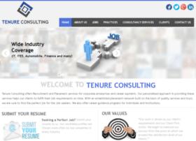tenureconsulting.com