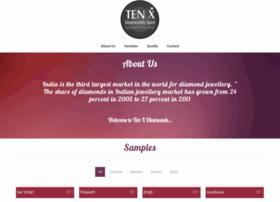 tenxdiamonds.com