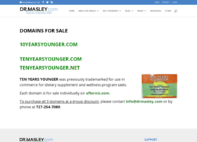 tenyearsyounger.com