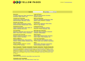 tenyellowpages.com