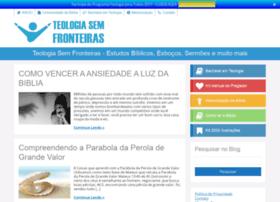 teologiasemfronteiras.com.br