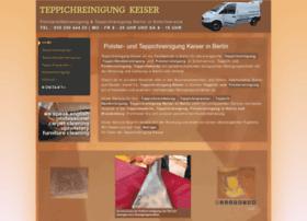 teppichreinigung-keiser.de