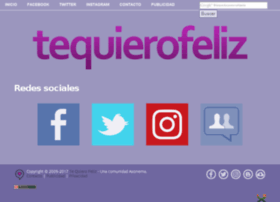 tequierofeliz.com