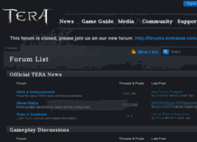 tera-forums.enmasse.com