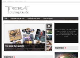 teralevelingguide.org