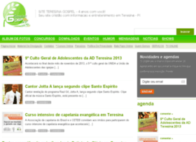 teresinagospel.com.br