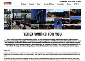 terex.in