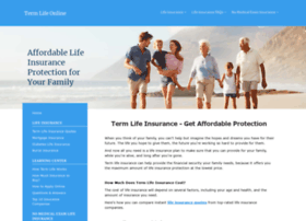 term-life-online.com