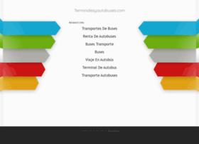 terminalesyautobuses.com