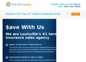 terminsurancelouisville.com