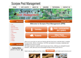 Termiteandpestcontrol.com.au